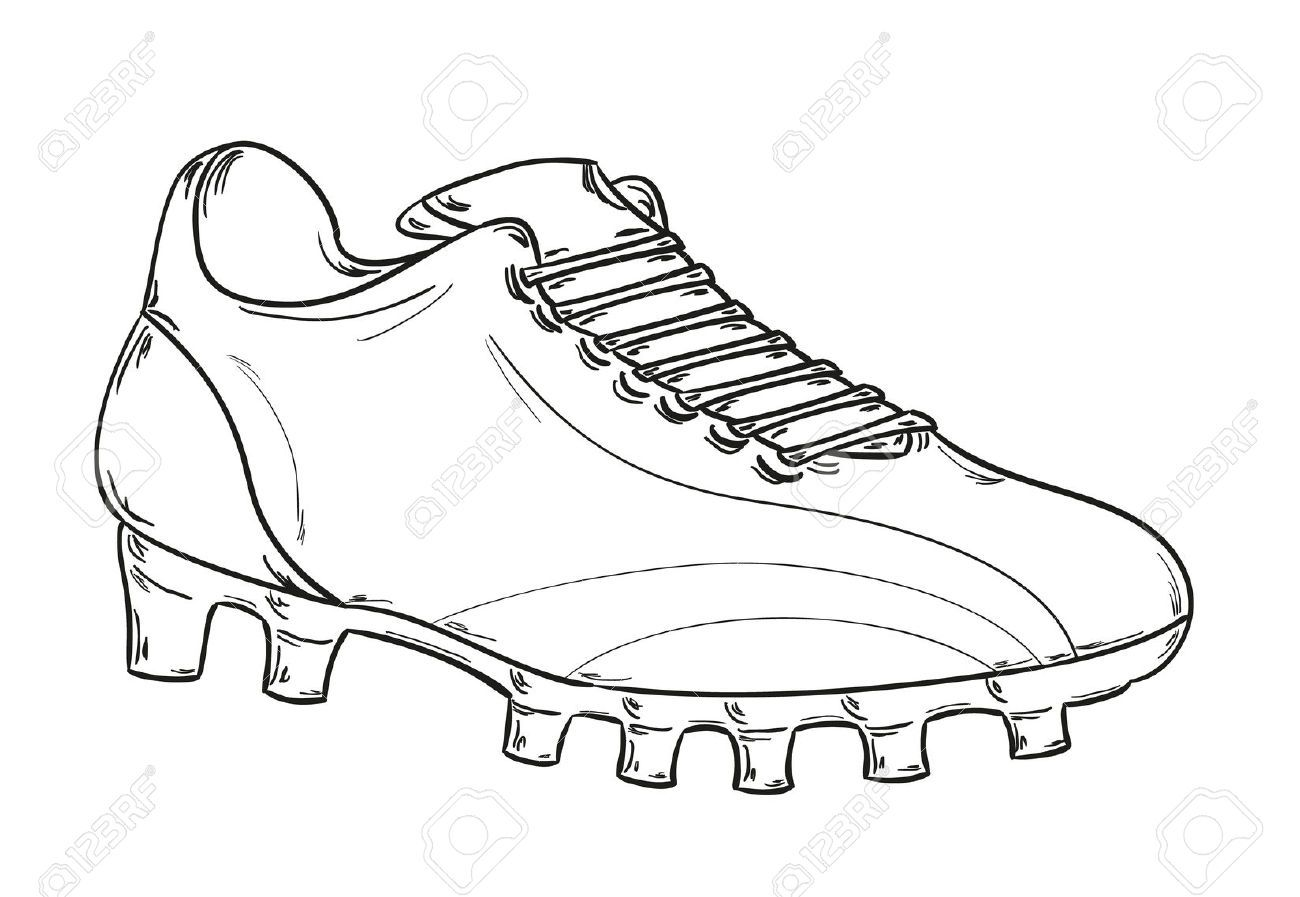 Pin By Laurie On Victor S Board Shoe Template Shoe Art Rugby Boots