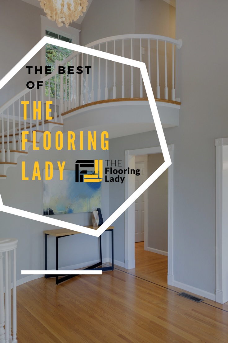 The Flooring Lady Helping You Figure Out What To Put Under Your Feet Inexpensive Flooring Flooring Home Look