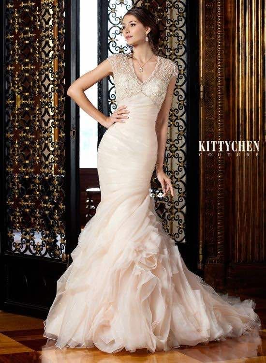 Kitty Chen Wedding Dresses Couture 2015