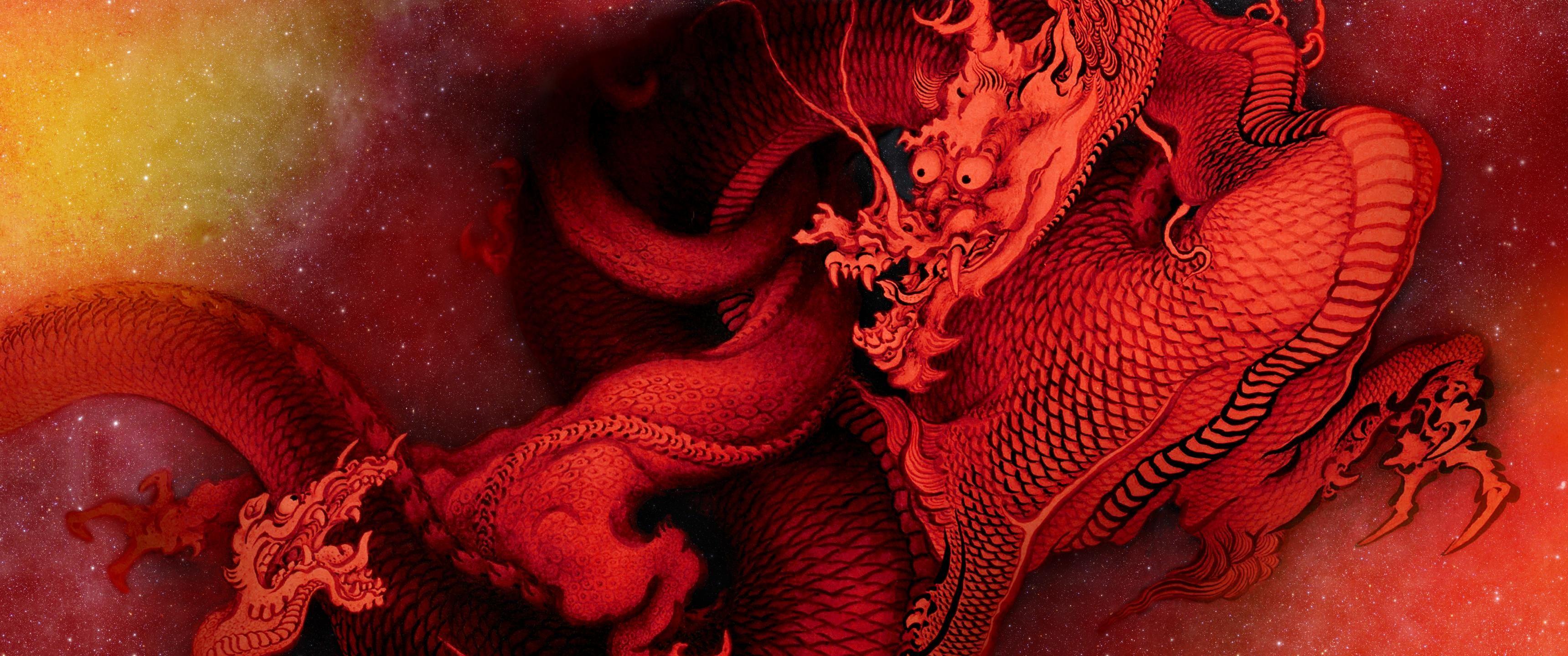 Red Dragon 3440x1440 Via Classy Bro 3440x1440 Wallpaper Warframe Wallpaper 4k Wallpaper For Mobile