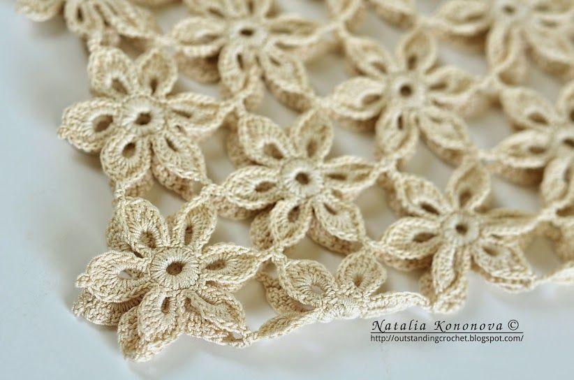 Sobresaliente Crochet: Mis Patrones gratis   BOLSAS CROCHET ...