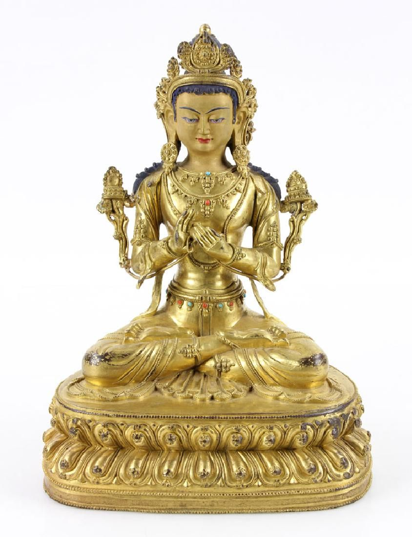 Dating tibetan bronze — photo 3