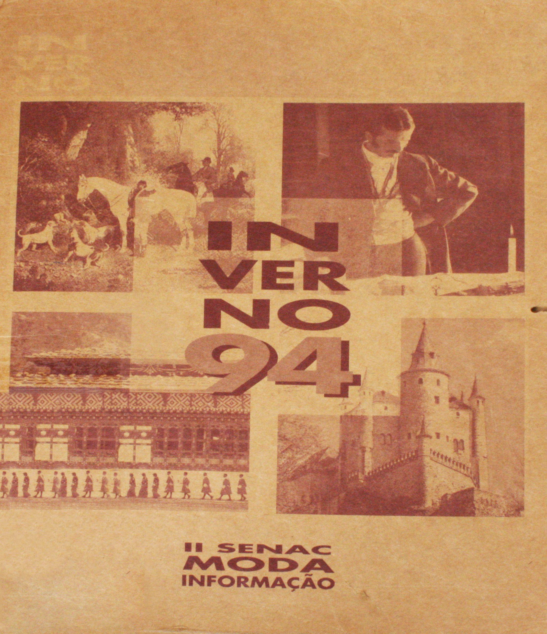 Senac Moda Informação - Inverno 1994