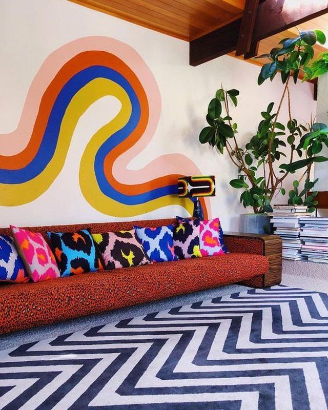 Photo of We've Spent All Day Dreaming About These 8 Living Room Wall Decor Ideas (Don't Judge) | Hunker