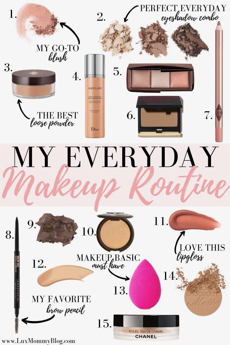 Mi rutina diaria de maquillaje in 2020 Makeup routine