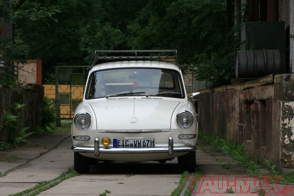 Mit dem VW Typ 3 TL 1600 raus aus dem Alltag