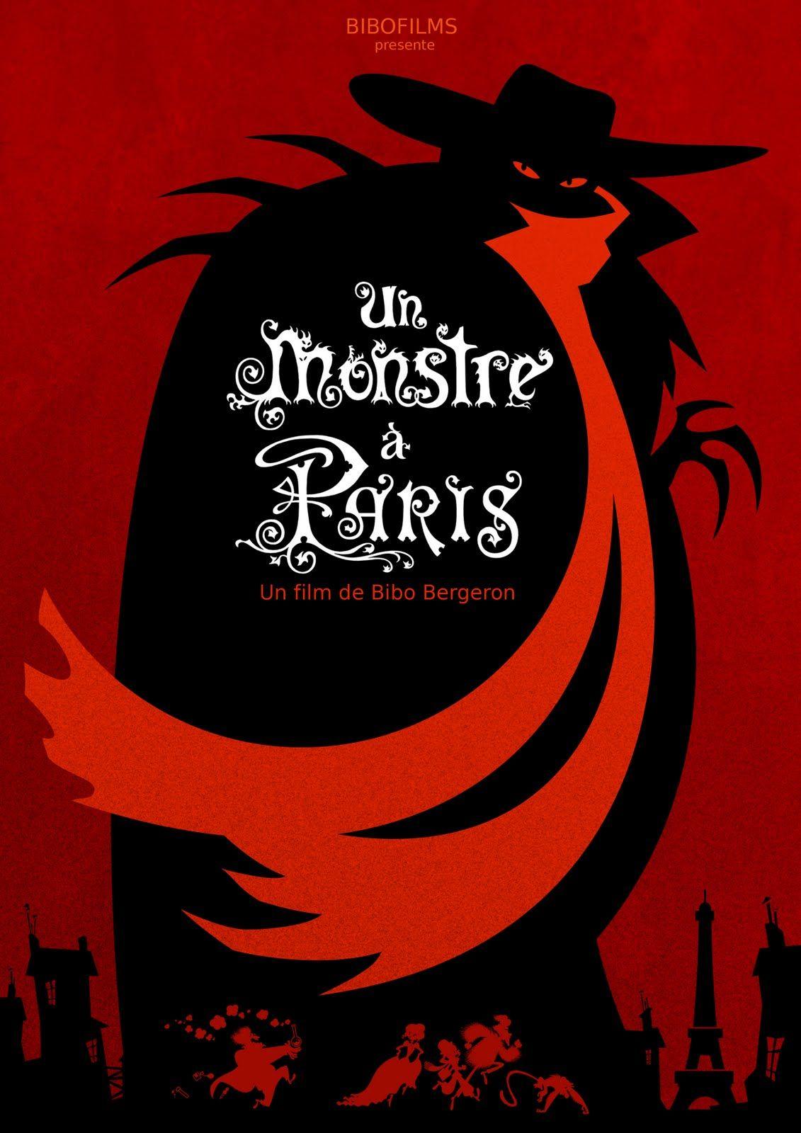 Un Monstre A Paris A Monster In Paris Monster Superhero