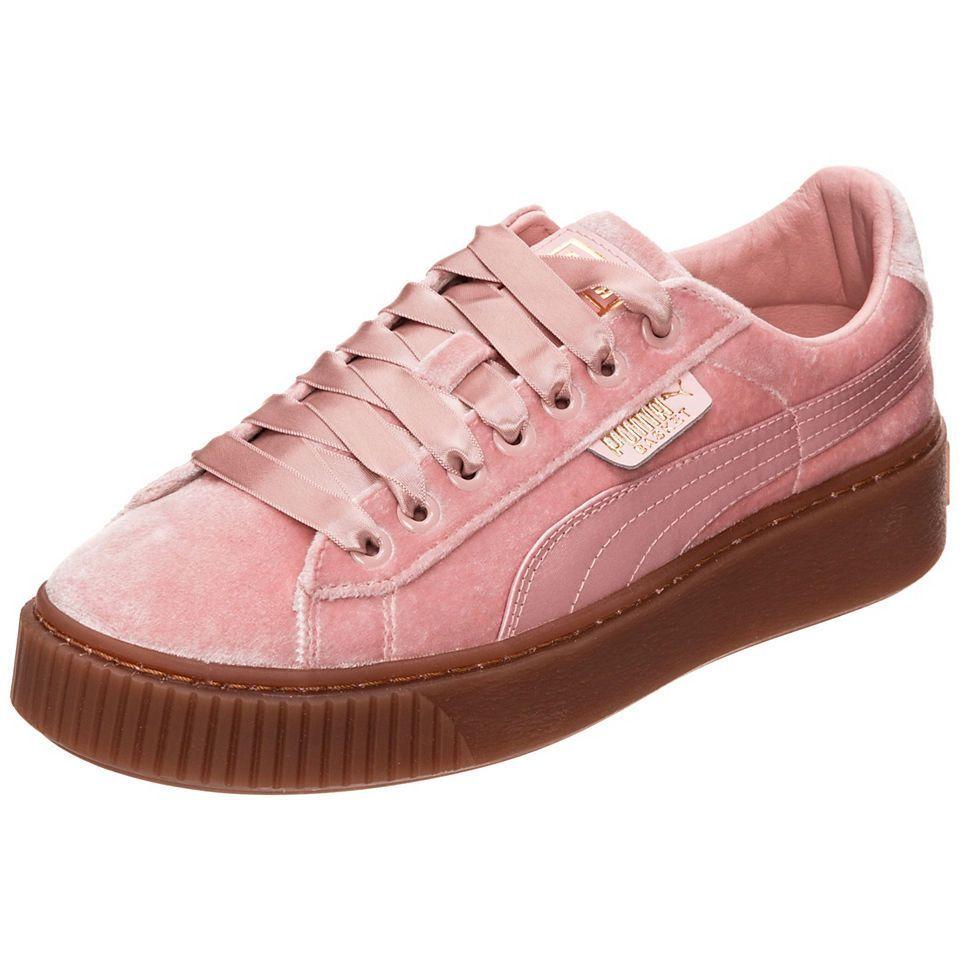 Puma Sneaker Basket Platform Vs