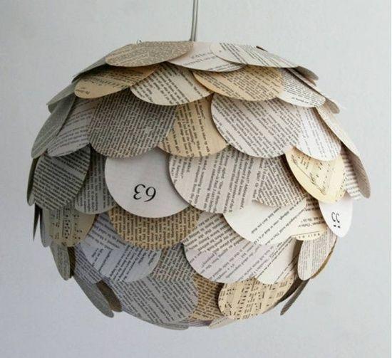 moderne deko lampe selbermachen ideen design interieur | objecten, Modern Dekoo
