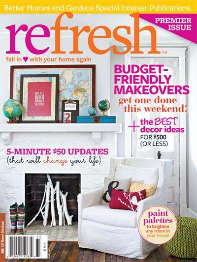614797a8fcd6c647ac231c6a526003e9 - Refresh Magazine Better Homes And Gardens