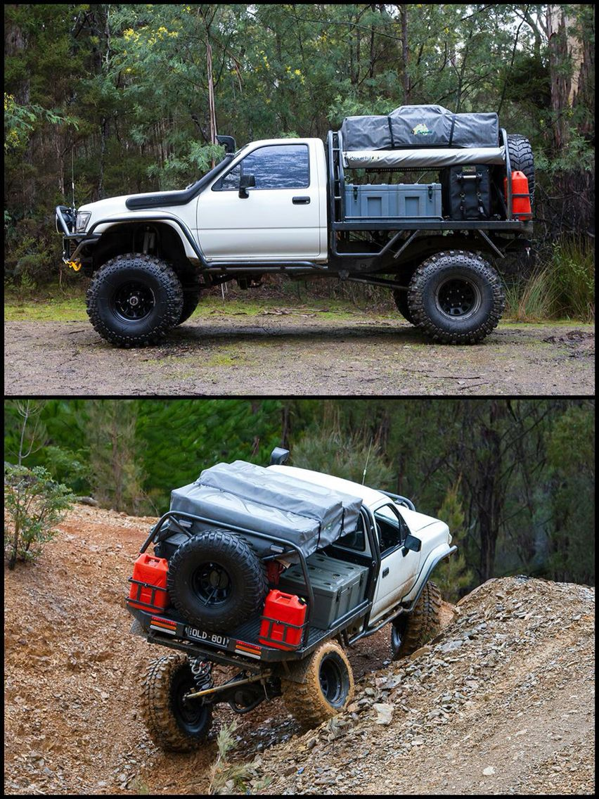 aussies do it better automobiles offroad toyota. Black Bedroom Furniture Sets. Home Design Ideas