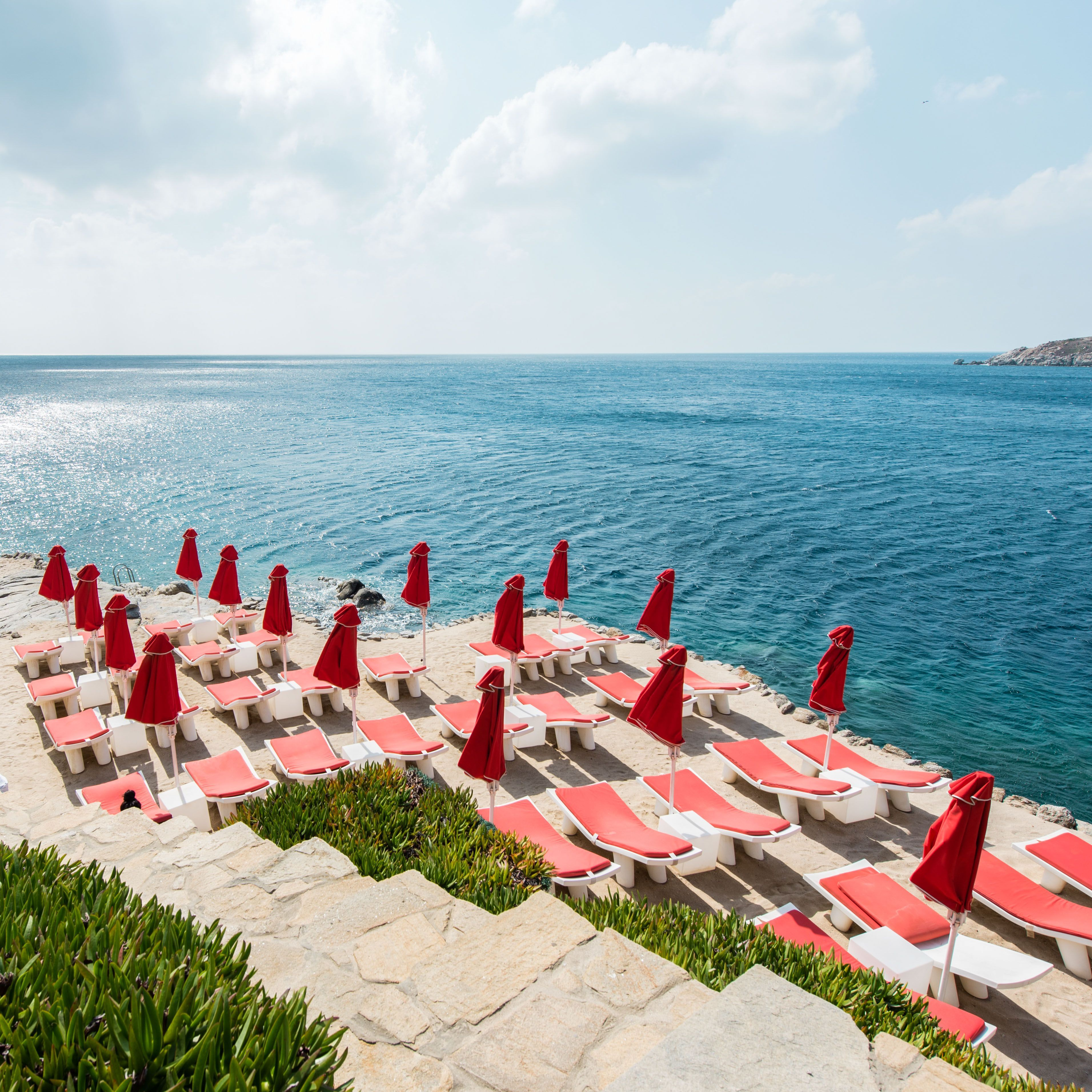 Can you guess where in the Mediterranean this photo was