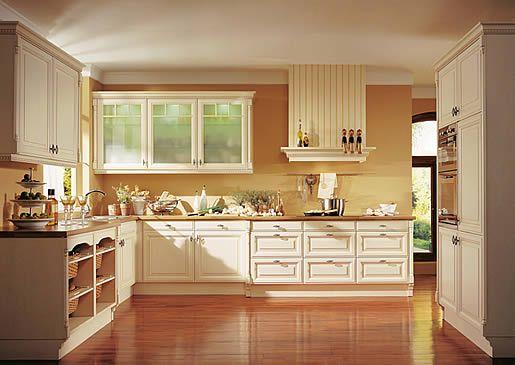 Luxus Küche weiße Farbe Ideen Ideen rund ums Haus Pinterest - küche farben ideen