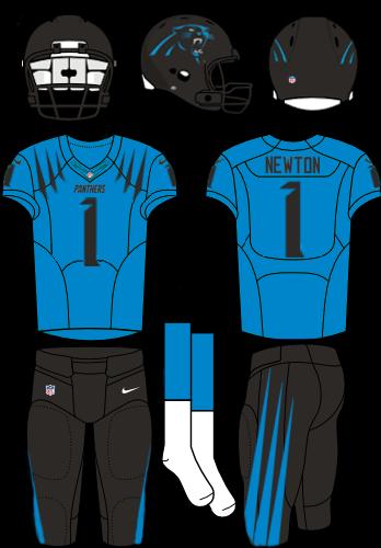 new style 76f7b fa64a carolina panthers concept uniforms   NFL Alternate Uniform ...