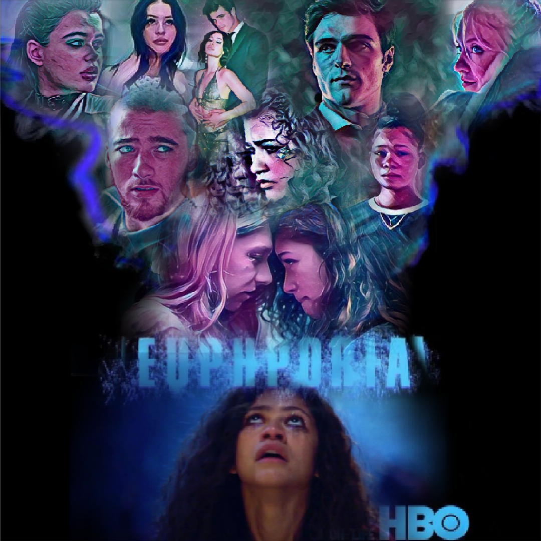 Poster of Euphoria Season 2