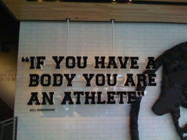 nike fitness quotes | Remember - JUST DO IT -- anything -- find what