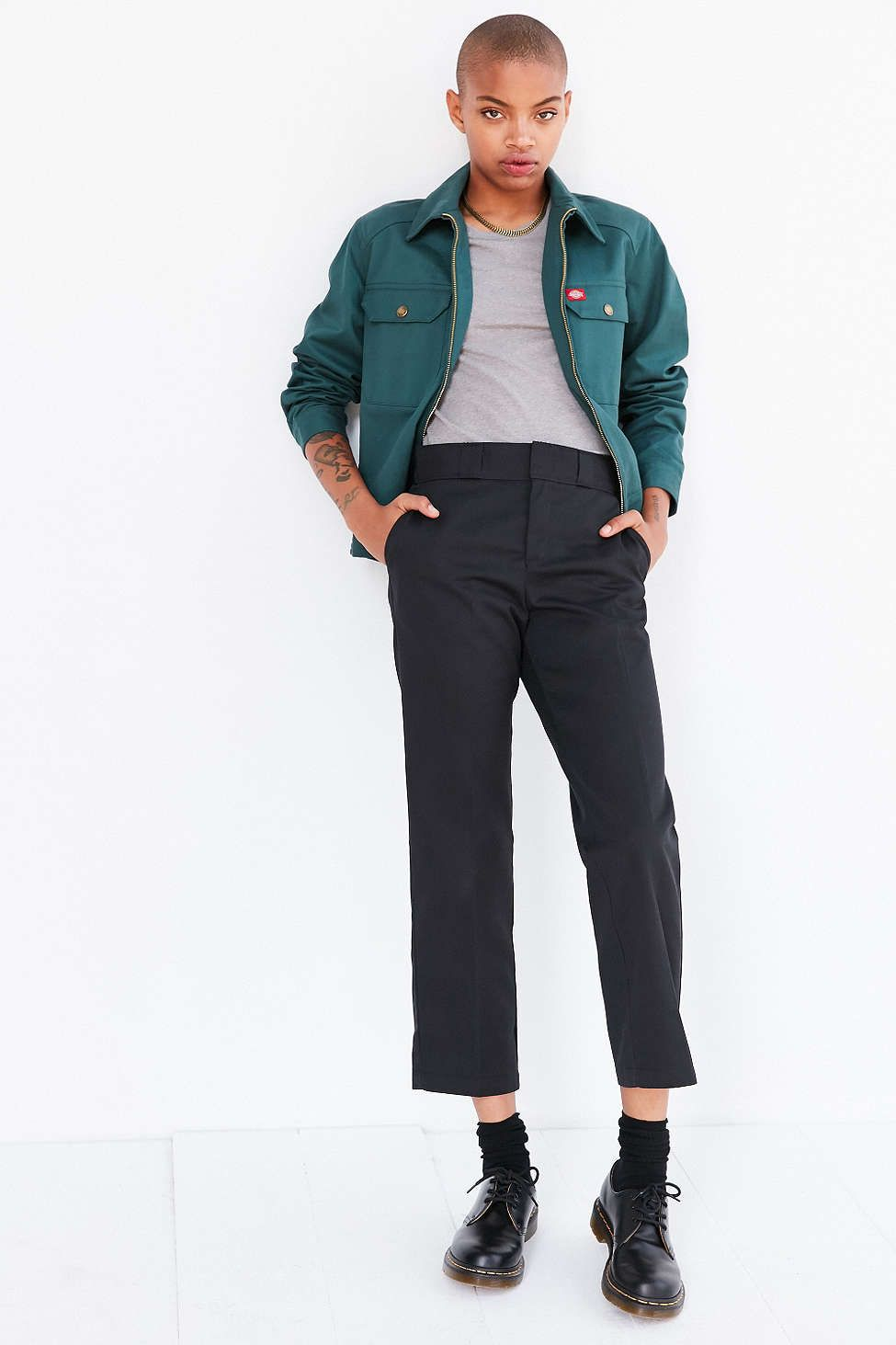 new concept 18b93 f13d5 Dickies High-Rise Work Pant - Urban Outfitters