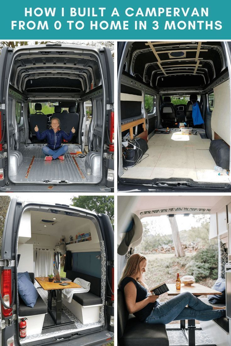 Photo of Travel Europe in a campervan. Read here how I converted a van into my home. Vanl…