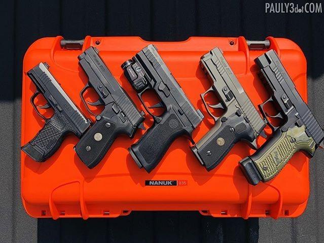Pin On Handguns