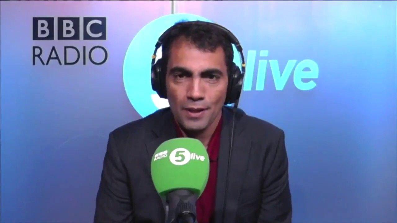 Ghanem Almasarir On Bbc 5live Bbc Radio Jamal