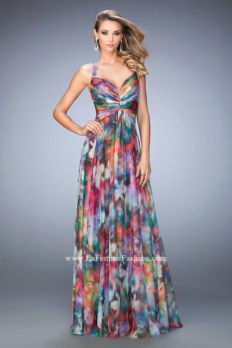 La Femme 22355 La Femme Prom Estelle\'s Dressy Dresses in Farmingdale ...