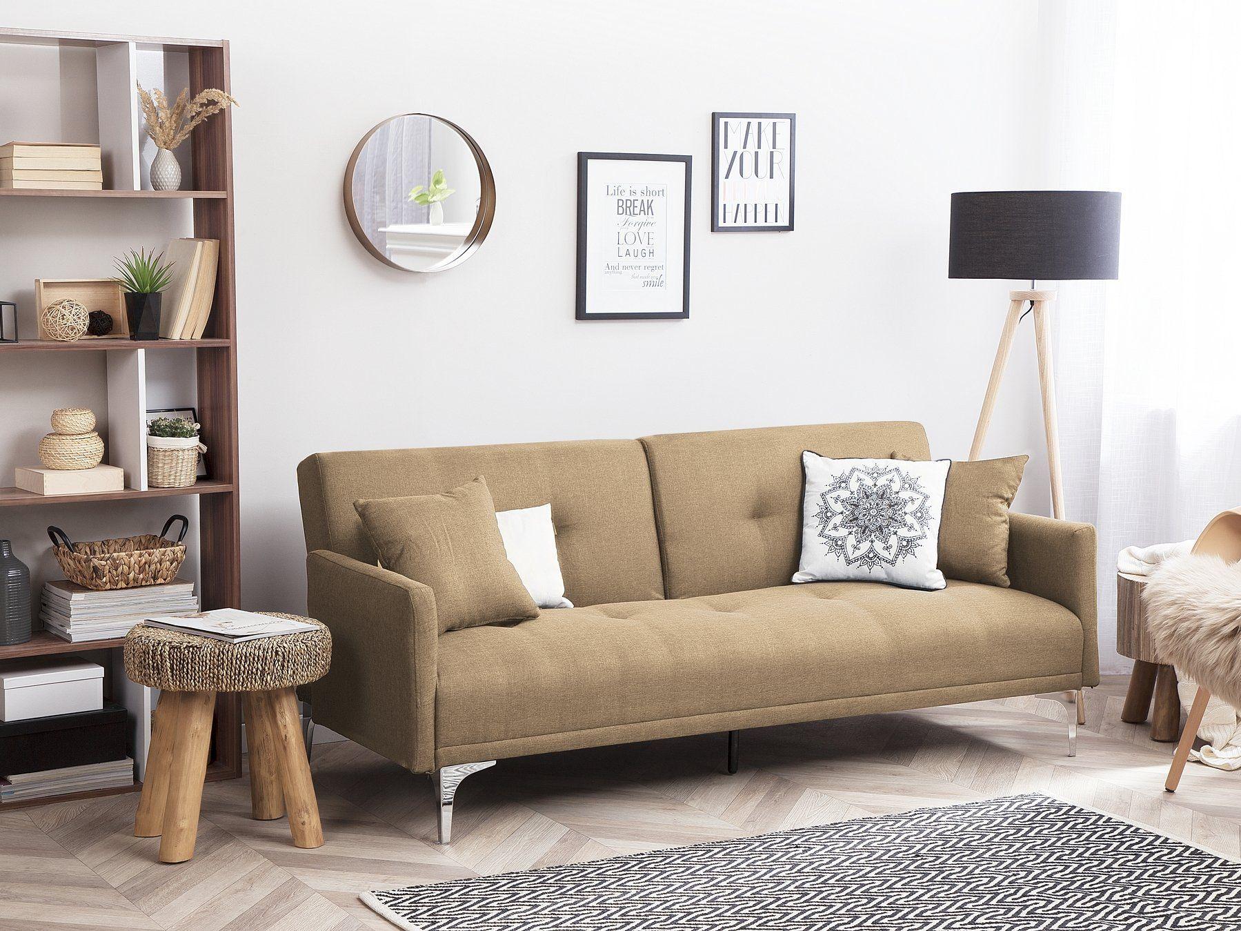 Stehlampe Schwarz 140 Cm Nitra Traditional Living Room Furniture Fabric Sofa Living Room Sofa