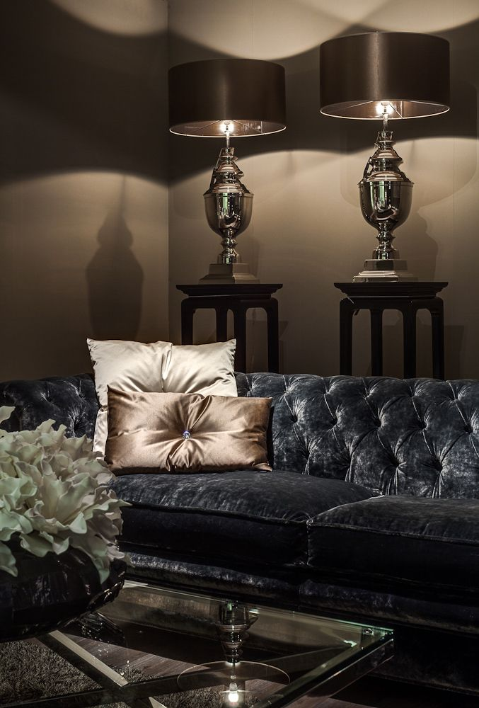 Luxury interior design | Dark and Seductive | Pinterest | Luxury ...