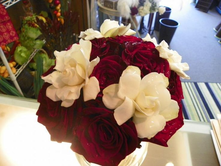 My Fave Flowers Gardenias Red Roses With Images Gardenia