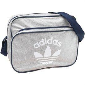 adidas Originals Mens Jersey Airliner Bag Grey Heather Indigo   bags ... babed20e3b