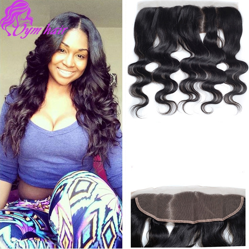 56.73$  Buy here - http://aliy7o.worldwells.pw/go.php?t=32741215827 - 13x4 With Free Shipping Brazilian Body Wave Lace Frontals With Baby Hair Free Part Mink Brazilian Hair Lace Frontal Closure 56.73$