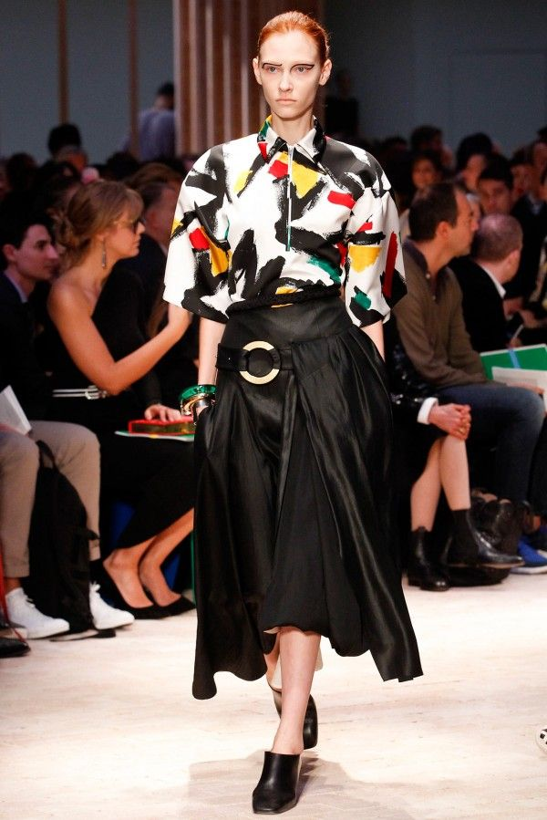 Celine Spring Summer 2014 - Daily Best Fashion