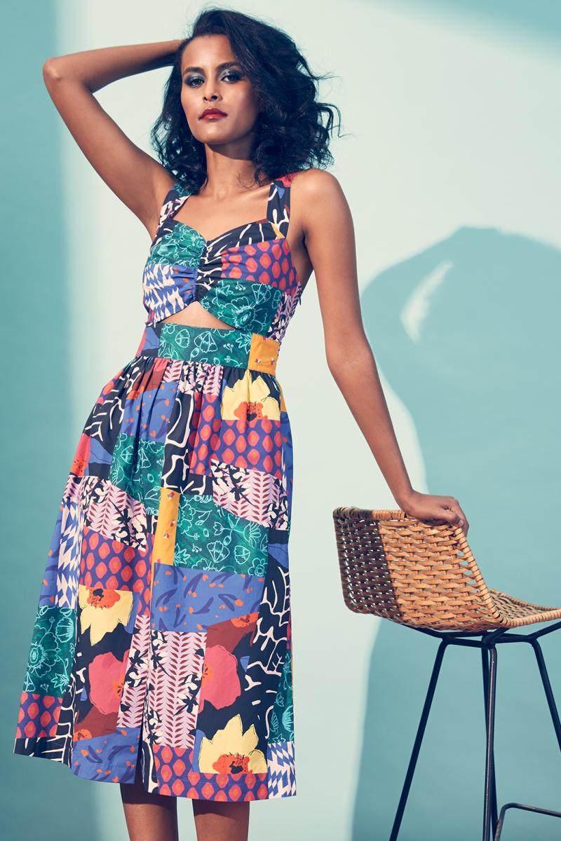 Colour Pop Dress | Shop Dresses Online from Review