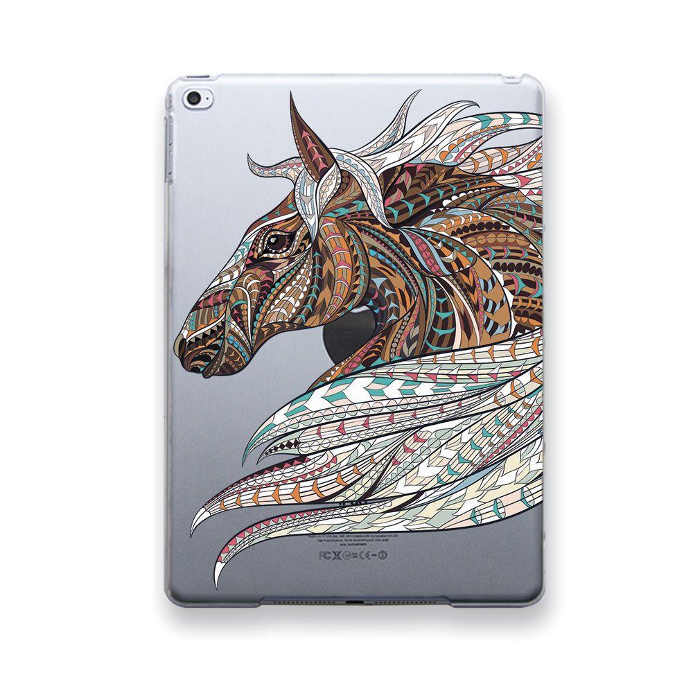 Horse art design case smart cover apple ipad air pro mini