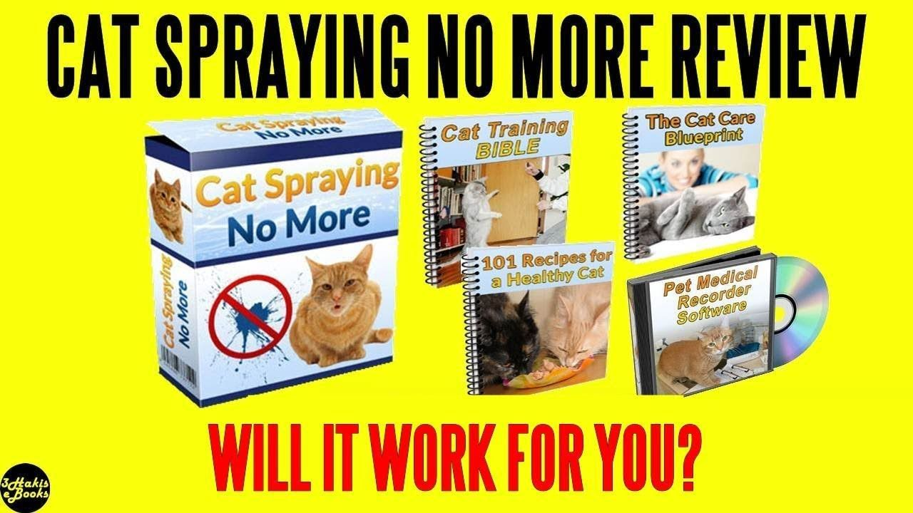 Cat spray no more review 2019 warning watch this