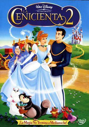 La Cenicienta 2 Ano 2001 Disney Disney Films Disney Pixar