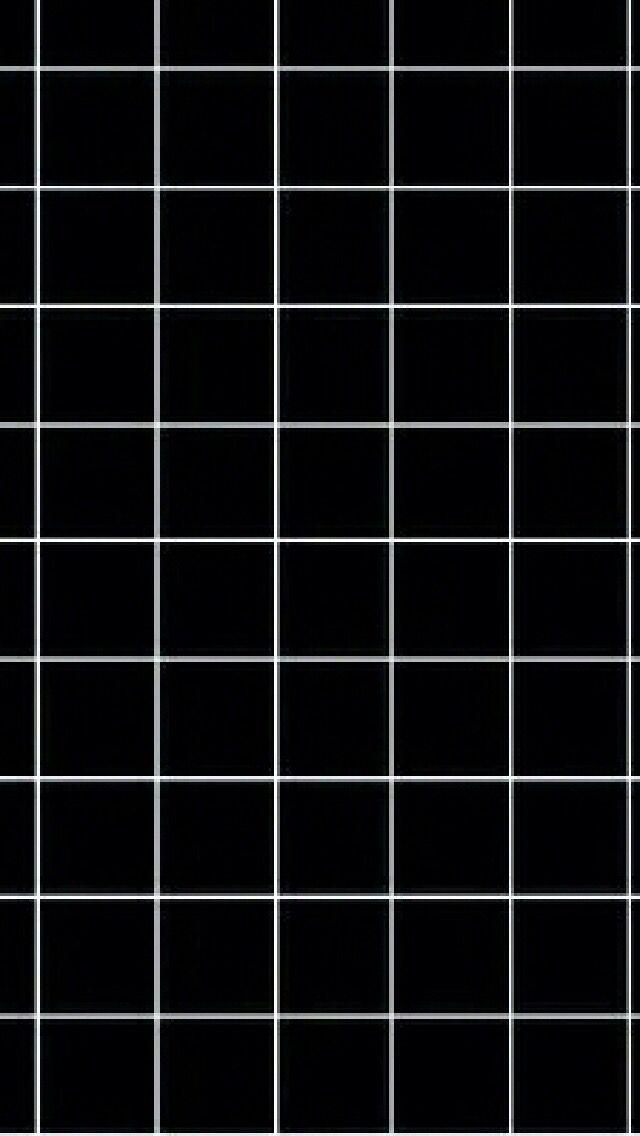 Black Grid Wallpaper Wallpaper Kotak Kotak Hitam Wallpaper Kupu Kupu Black wallpaper background black