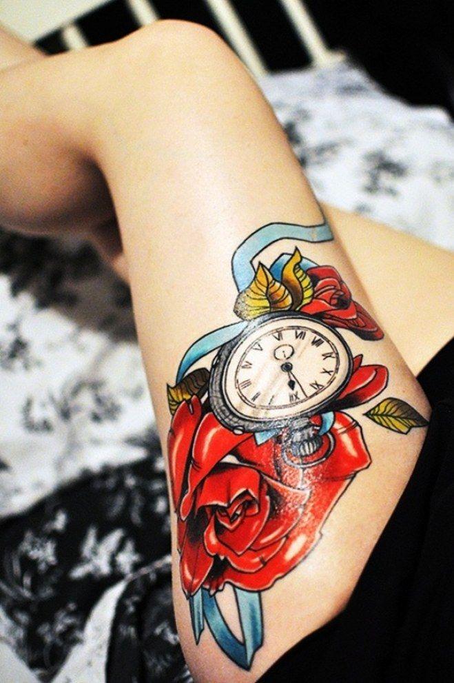 50 Tatuajes Para Piernas Y Muslos Tattoo Inspiration Ideas