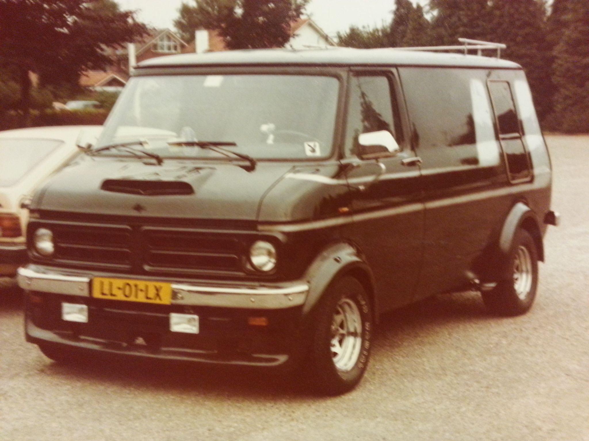 Bedford CF 250 1978 | VANS-LOV...