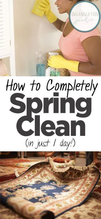 Spring Cleaning Spring Cleaning Tips How To Spring Clean Quickly