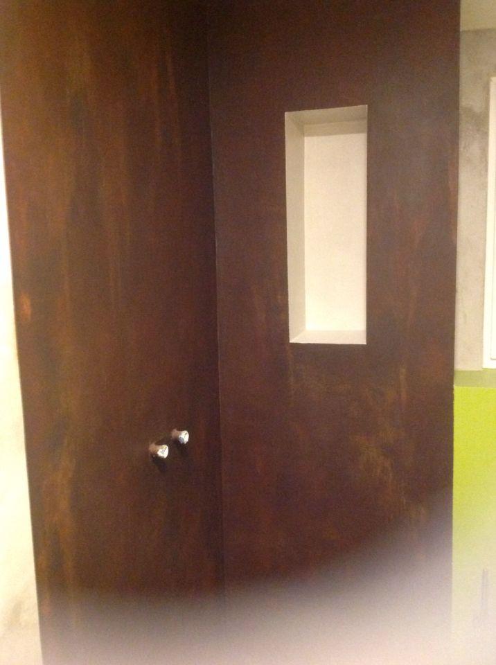 Rost   Duschbereich
