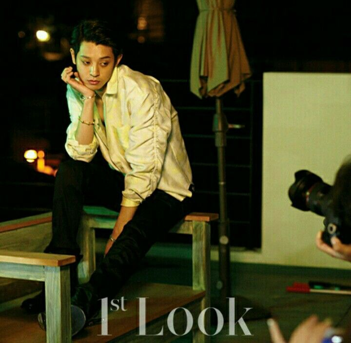 Jung Joon Young - 1st Look Magazine
