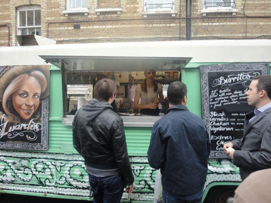 London Street Food Truck