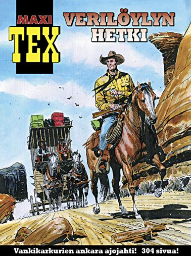 Maxi-Tex: Verilöylyn hetki