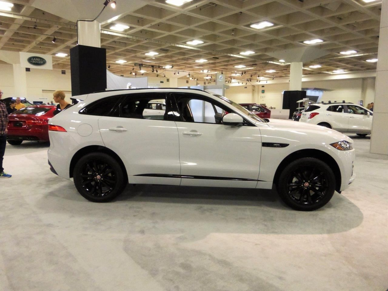 forum auto jaguar f pace