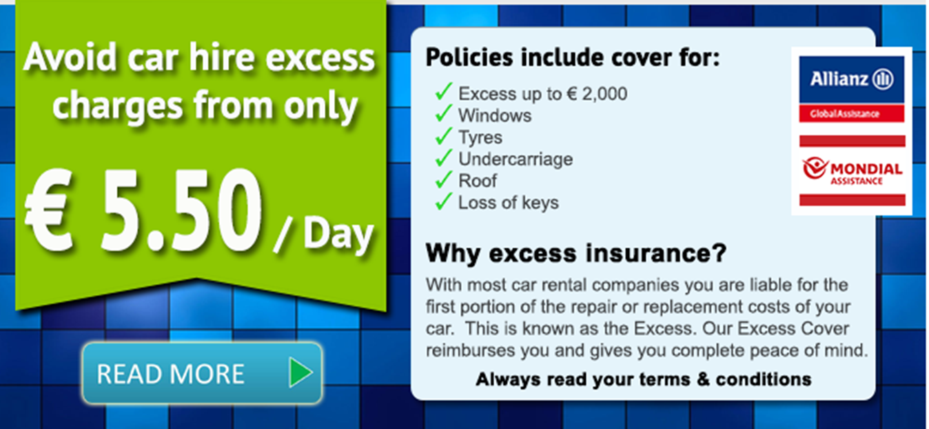 How To Avoid Excess Charges On Your Car Rental Http Www Car