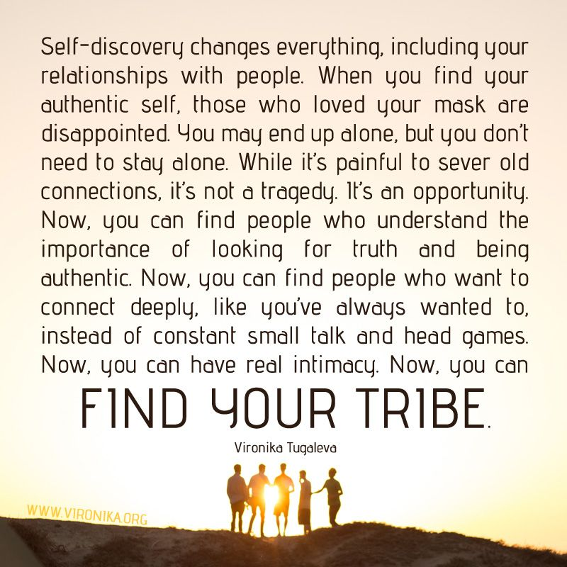 Without a Mask: Discovering Your Authentic Self