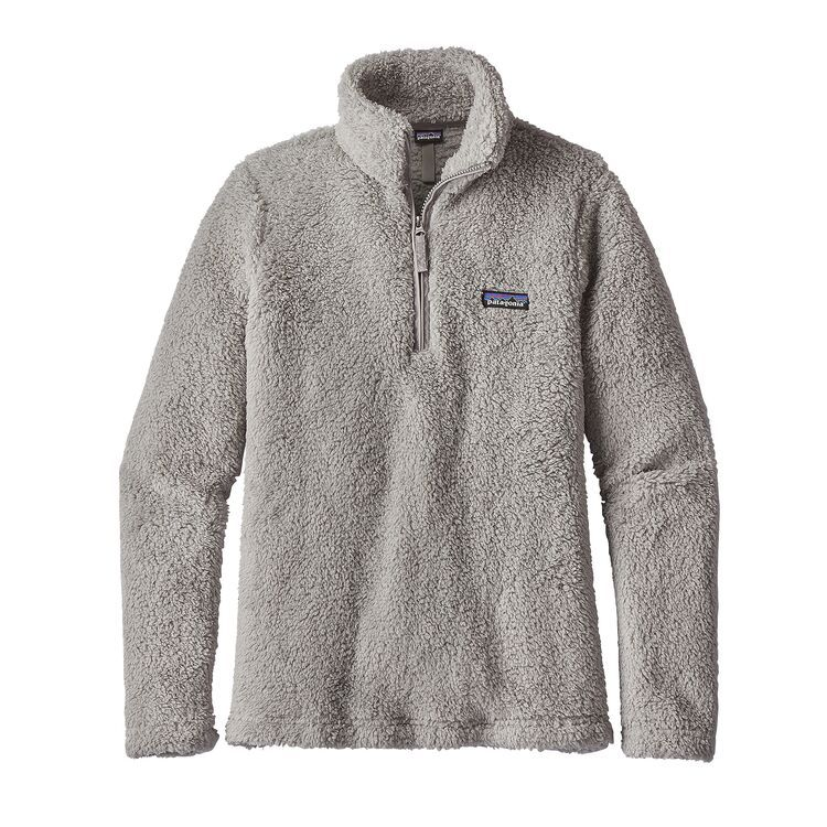Patagonia Women S Quilted Los Gatos Insulated Jacket: Women's Los Gatos 1/4-Zip Fleece