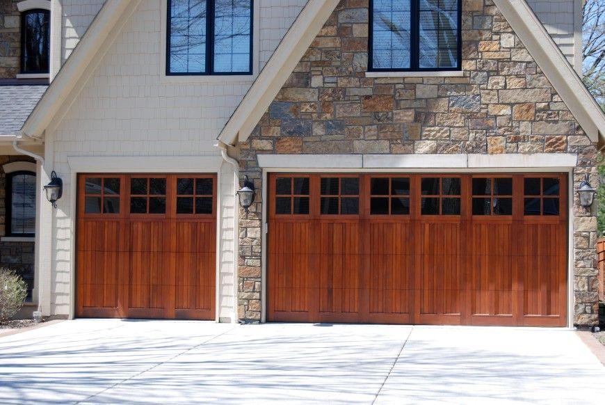 54 Cool Garage Door Design Ideas On Houses With Pictures Garage Door Styles Garage Door Design Garage Doors