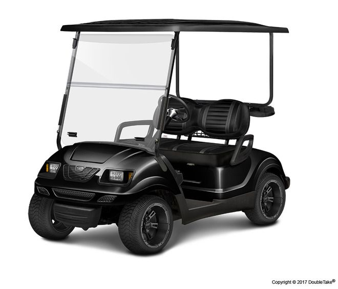 BLACK - 27 | Golf Cart 's & Tops | Pinterest | Color themes ... on golf cart graphics, golf cart flame paint, golf cart paint colors,