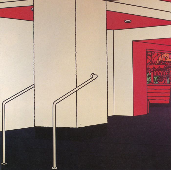 Patrick Caulfield Foyer